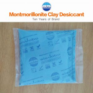 Montmorillonite clay